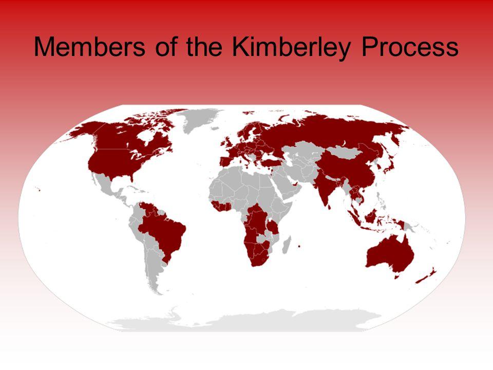 Members of the Kimberley Process