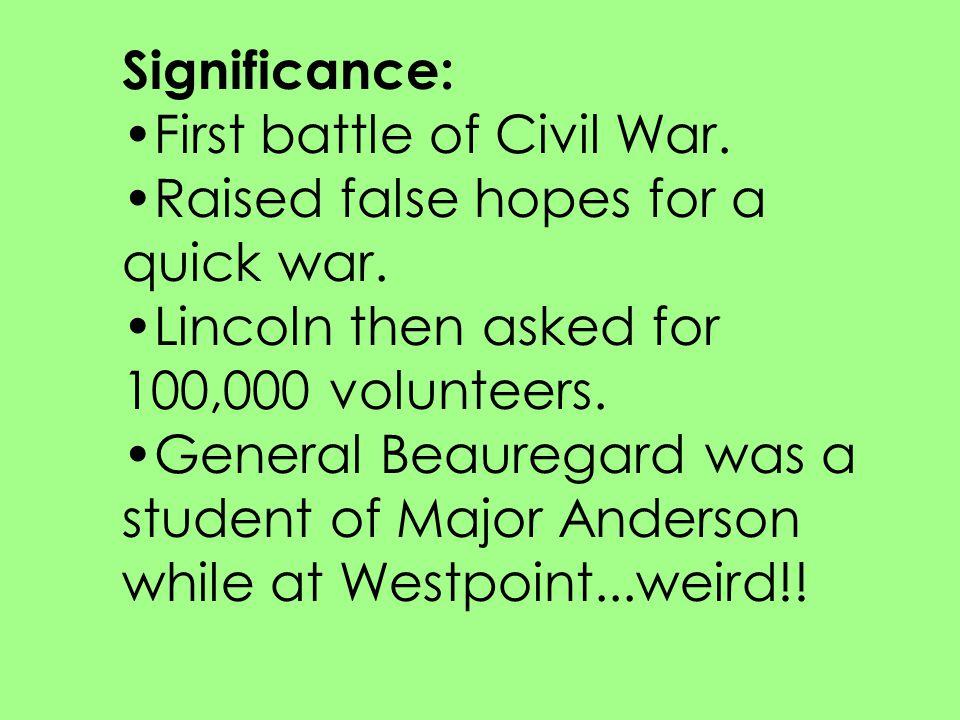 Antietam Creek Sharpsburg, Maryland Union Commander: General George McClellan Confederate Commander:General Robert E.