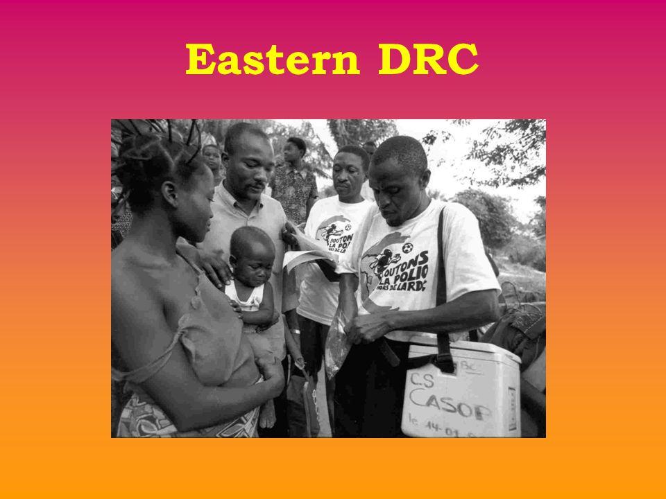 Eastern DRC