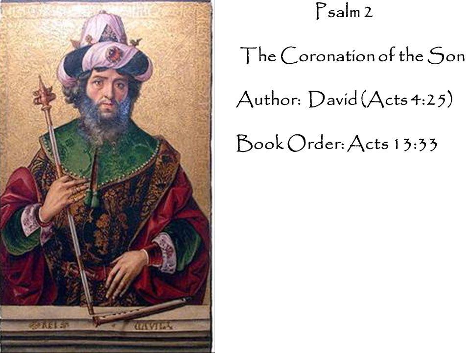 King David Birth (1041 BC) Anointed King at 12.