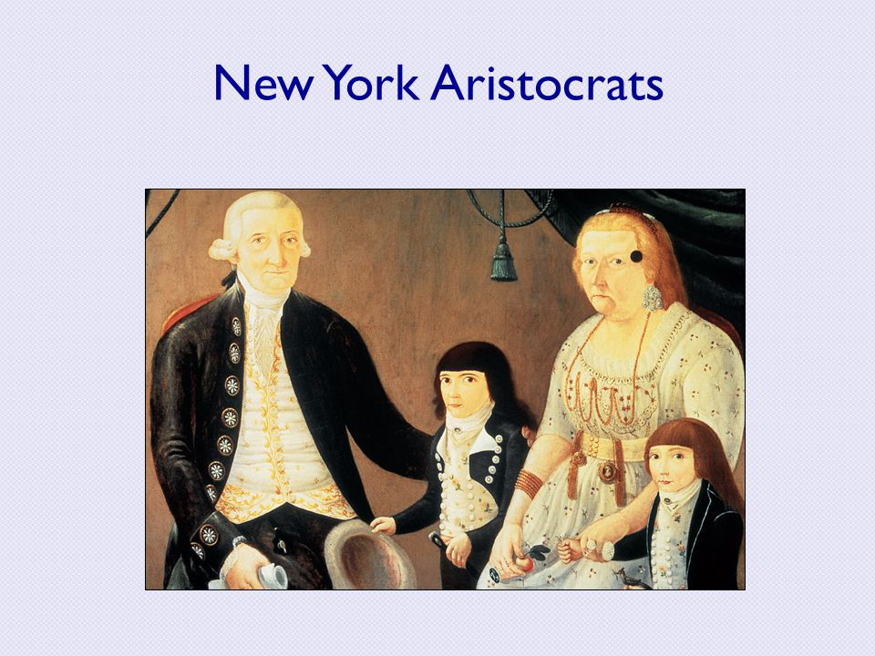 New York Aristocrats