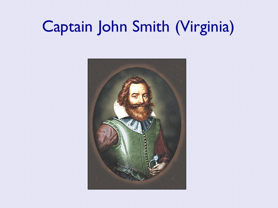 Captain John Smith (Virginia)