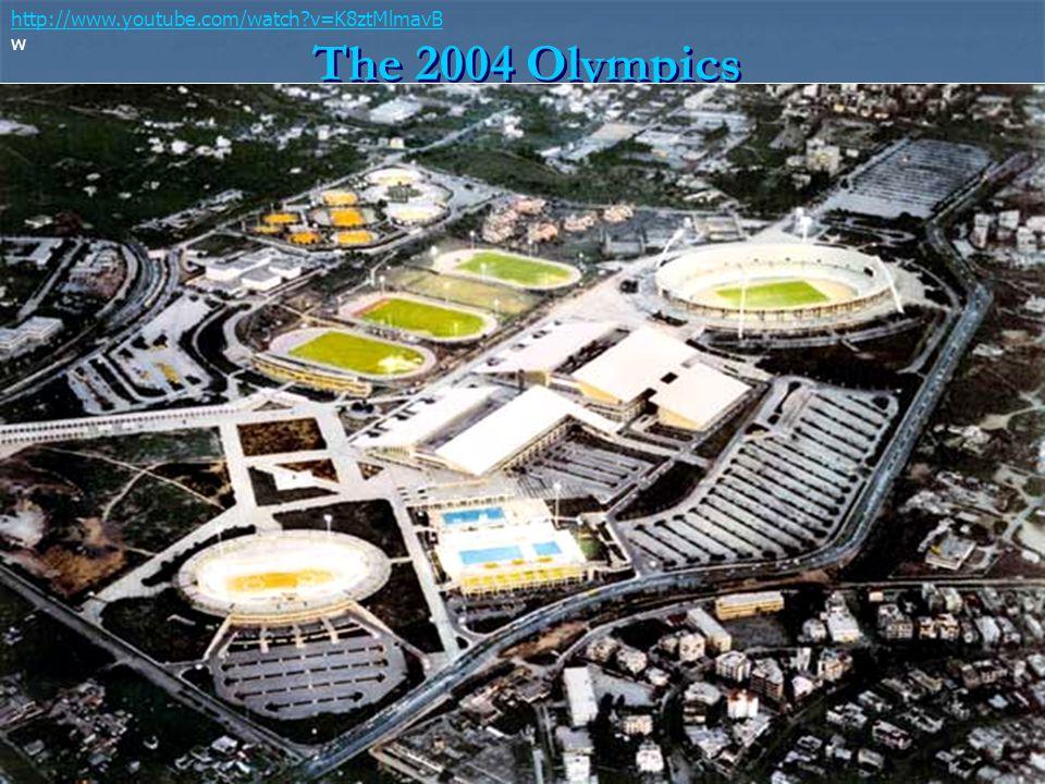 The 2004 Olympics http://www.youtube.com/watch?v=K8ztMlmavB w