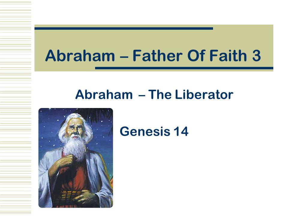 The Creator God Abram did not worship the Sun God or the Moon God but called on the Creator God.