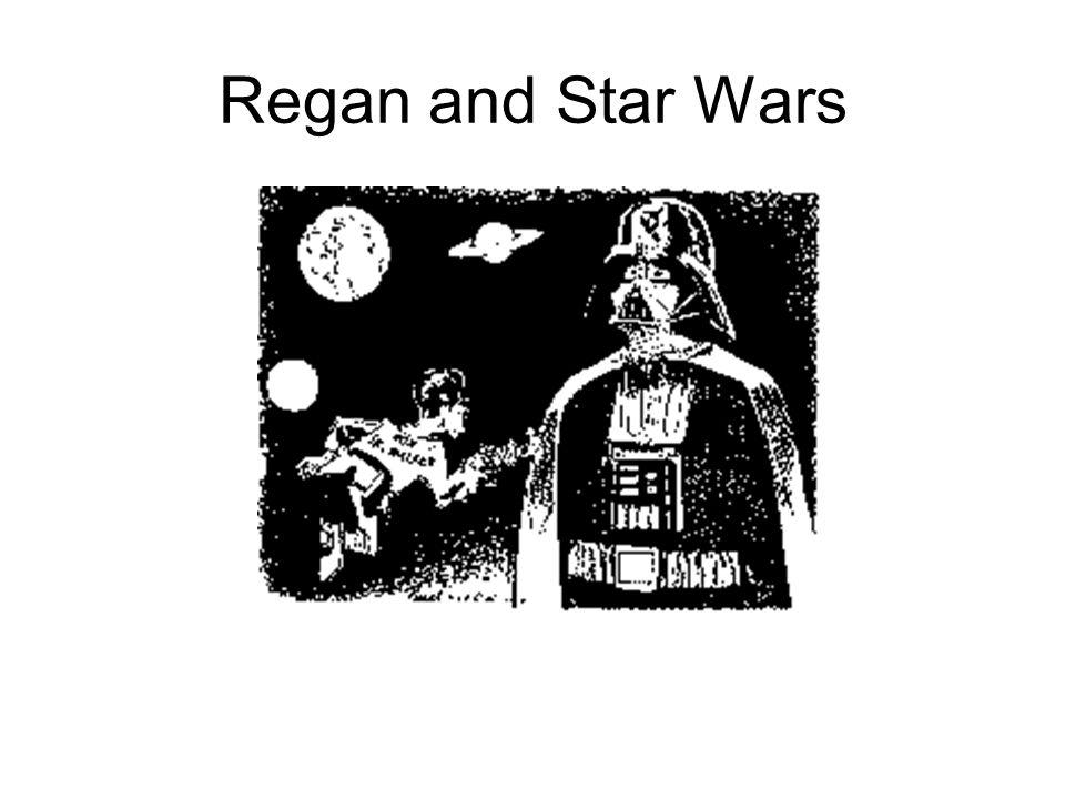 Regan and Star Wars