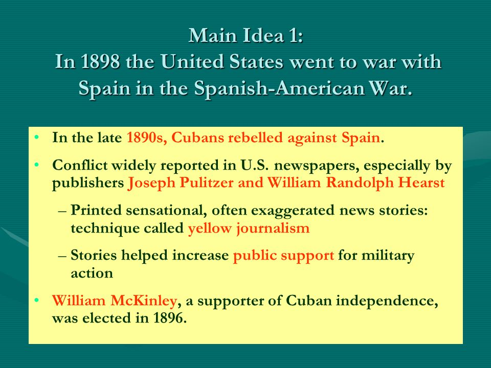 United States Gains Territories Identify – What three things were accomplished in Cuba by Leonard Wood?Identify – What three things were accomplished in Cuba by Leonard Wood.