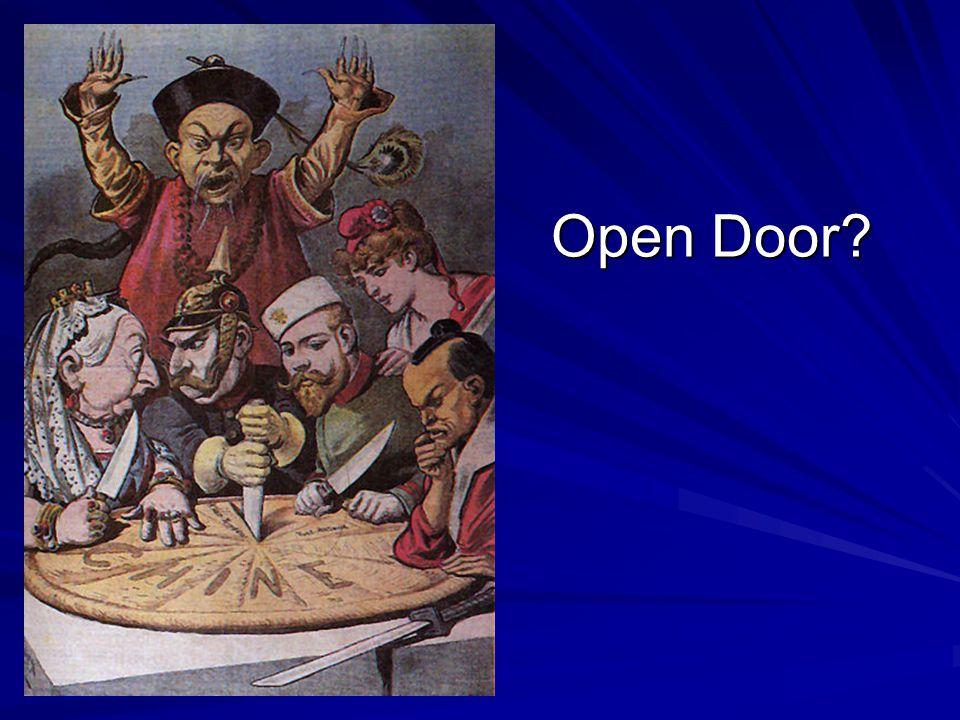 Open Door?