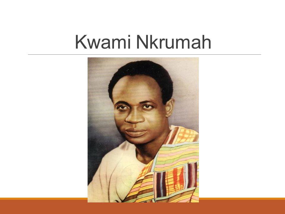 Kwami Nkrumah