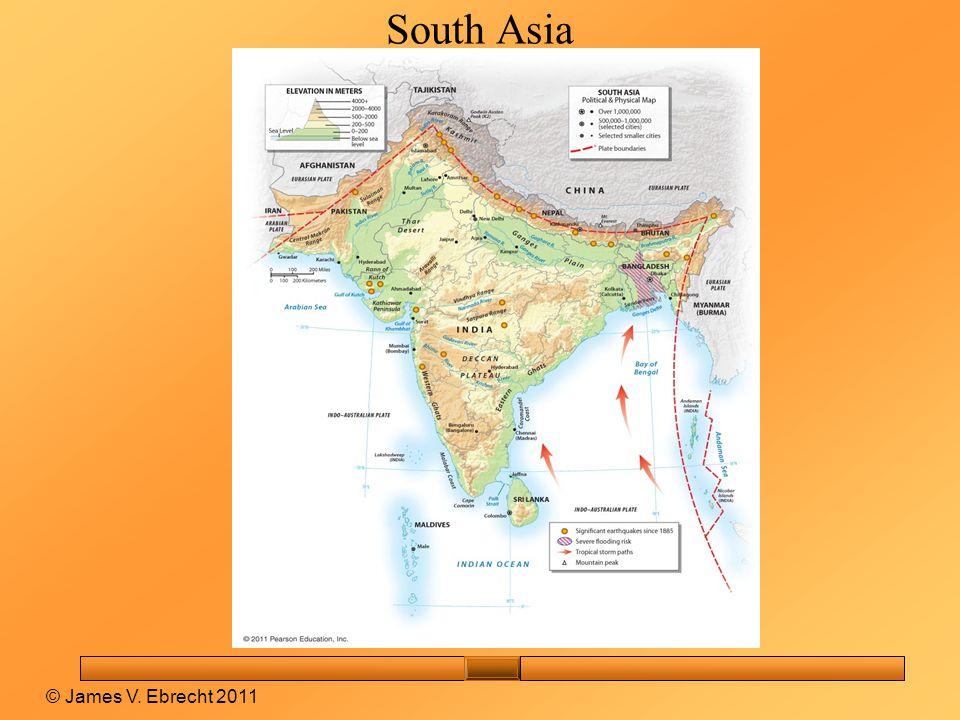 South Asia Economic Issues © James V. Ebrecht 2011