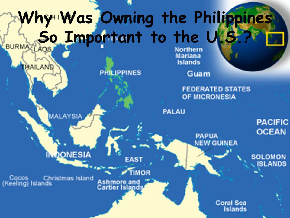 Why Was Owning the Philippines So Important to the U.S.
