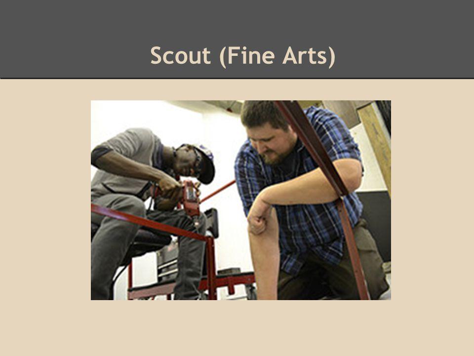 Scout (Fine Arts)