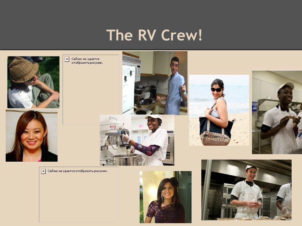 The RV Crew!