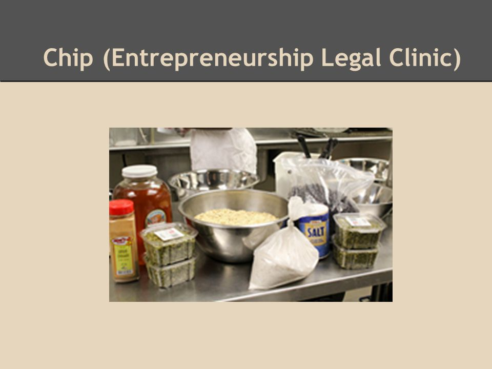 Chip (Entrepreneurship Legal Clinic)