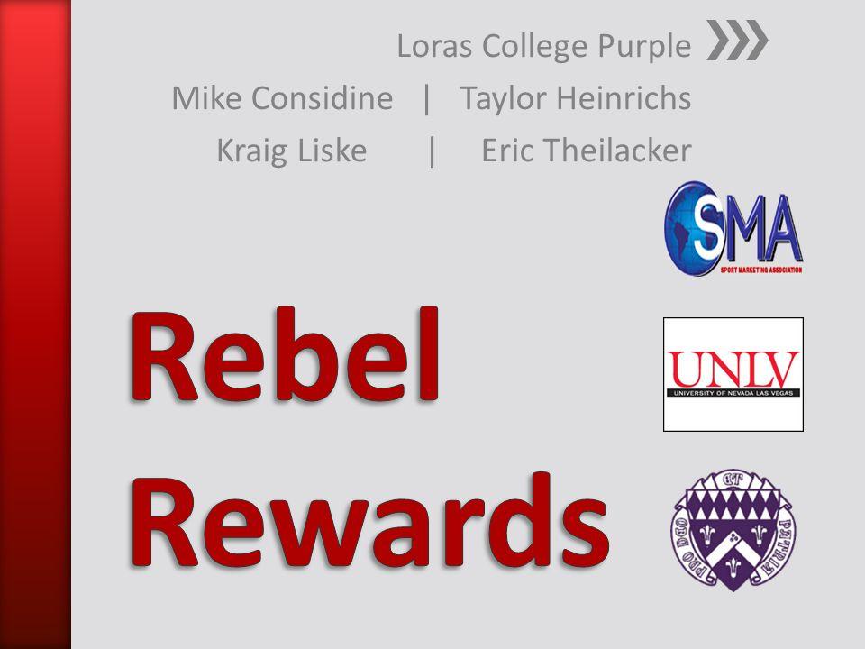 Loras College Purple Mike Considine | Taylor Heinrichs Kraig Liske | Eric Theilacker