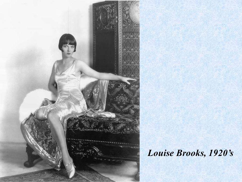 Louise Brooks, 1920's