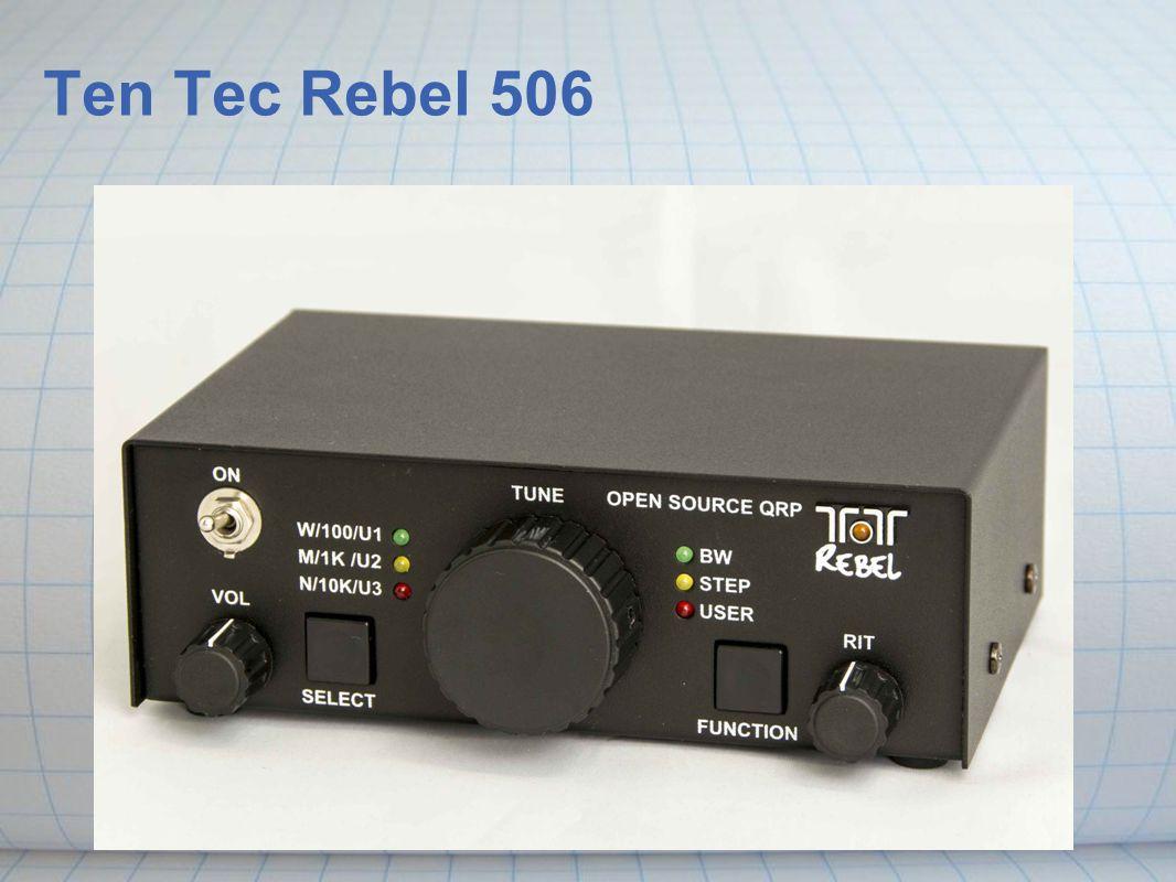 Ten Tec Rebel 506
