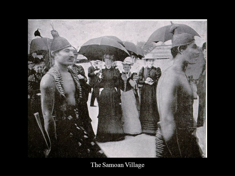The Samoan Village