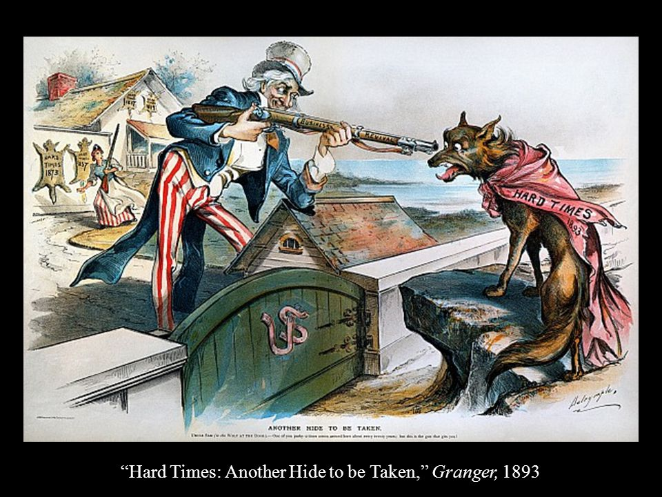 Hard Times: Another Hide to be Taken, Granger, 1893