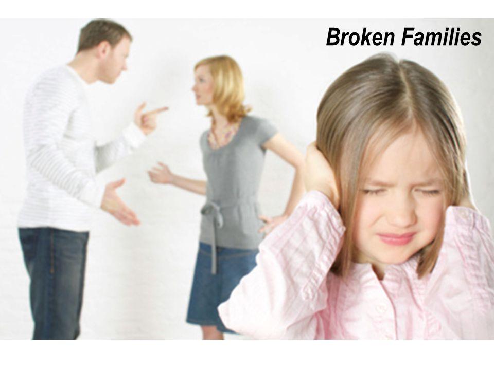 Broken Families