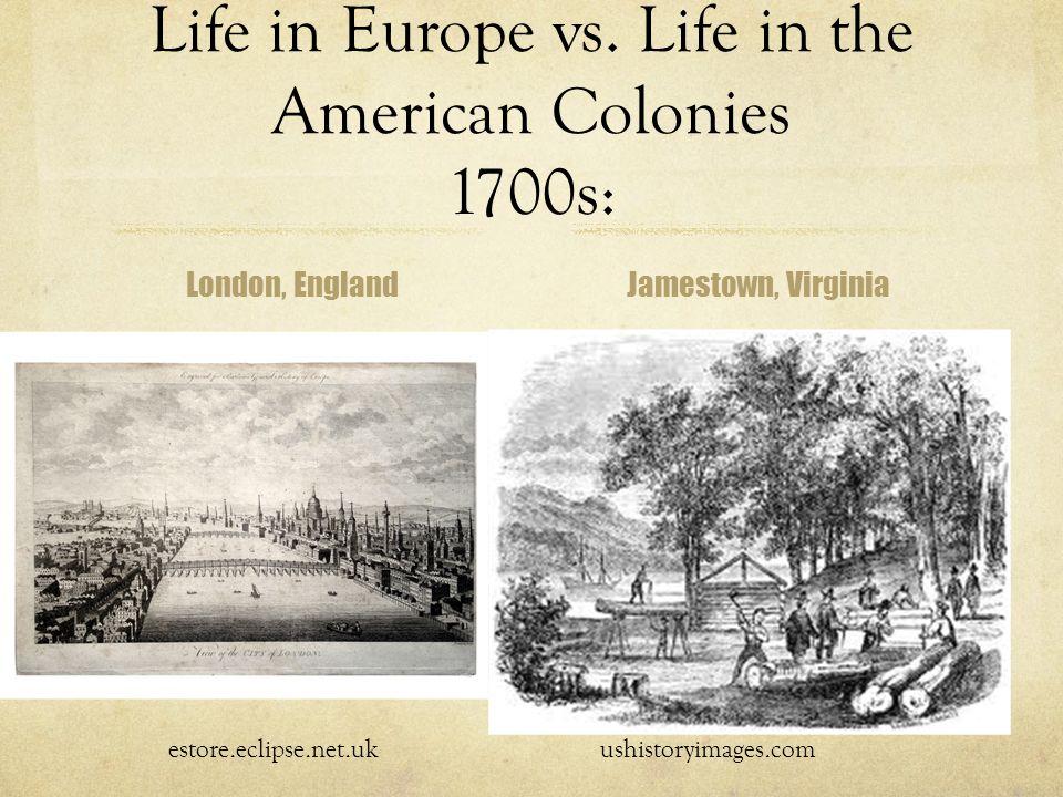 Life in Europe vs.