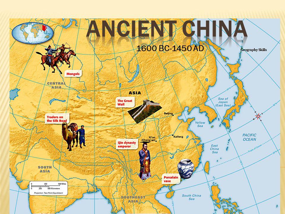 1600 BC-1450 AD