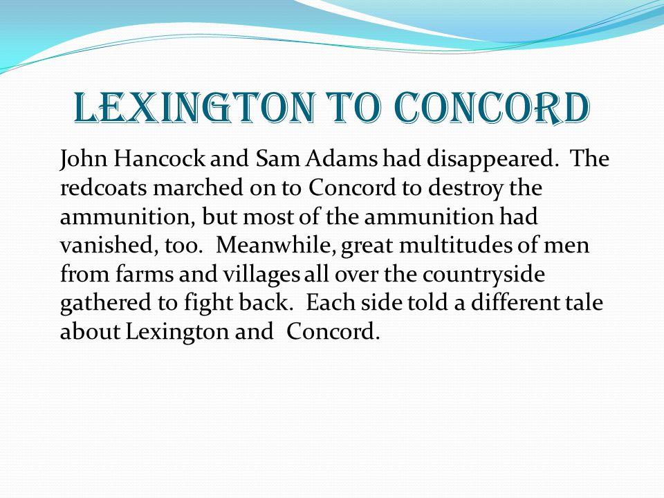 Samuel Adams! Who was Samuel Adams?