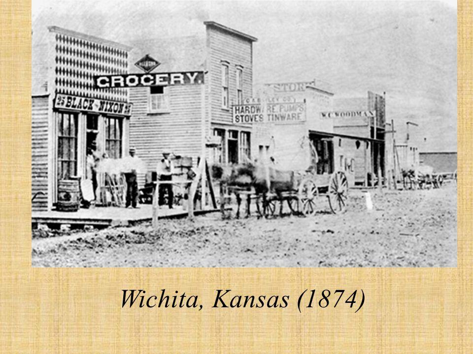 Wichita, Kansas (1874)