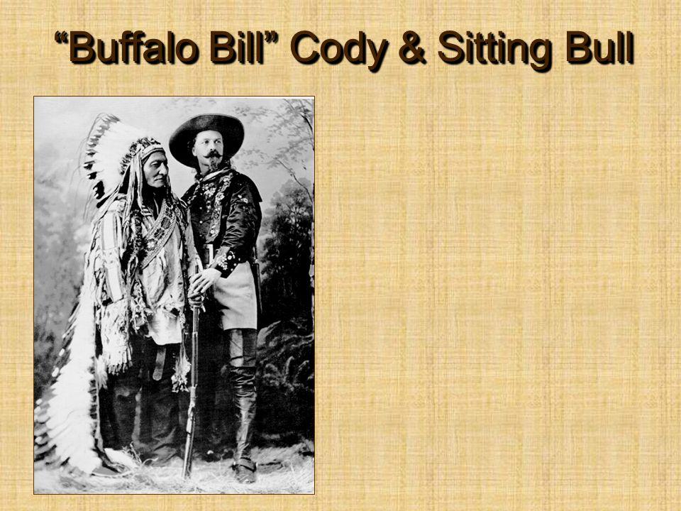 """William """"Buffalo Bill"""" Cody's Wild West Show"""