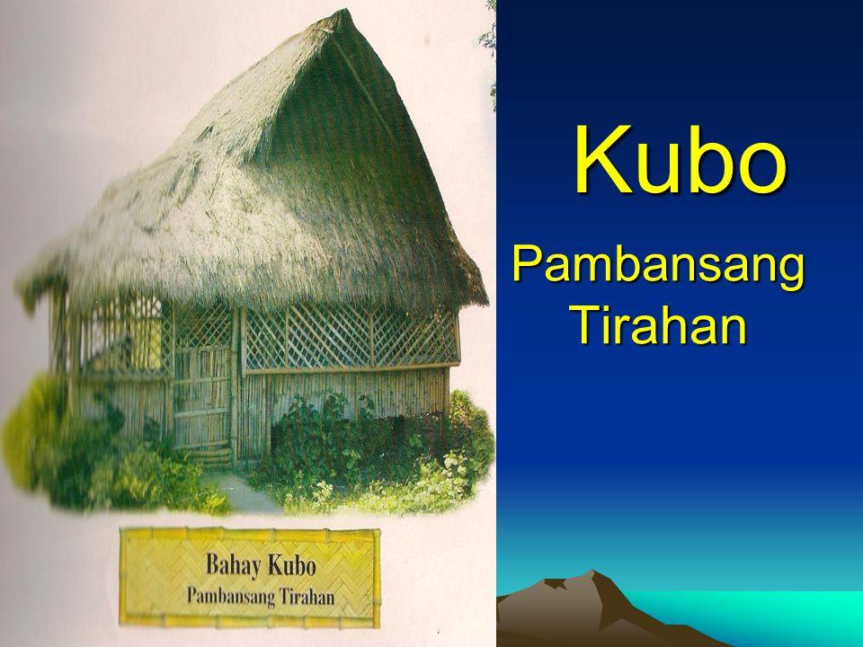 Pambansang Tirahan Kubo