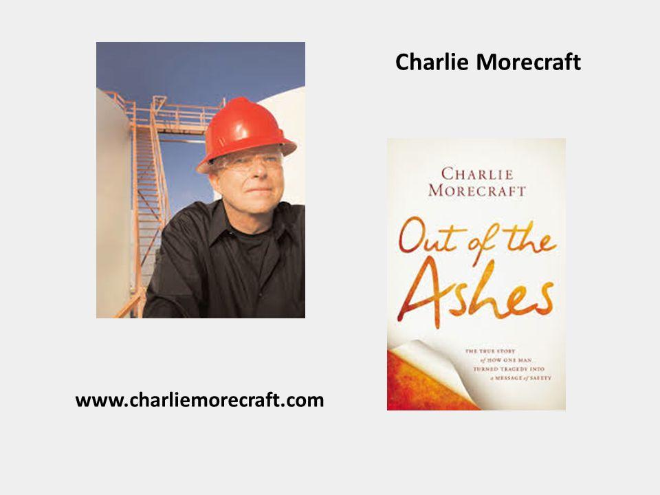 www.charliemorecraft.com Charlie Morecraft