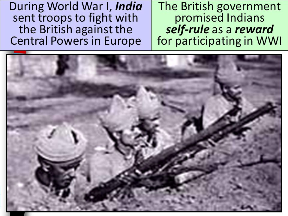 At the end of World War II, many nations in Africa and Asia gained independence from European imperialists This trend of Africans and Asians freeing themselves of Europeans who controlled their nations was known as decolonization The first major colony to gain independence was India in 1947