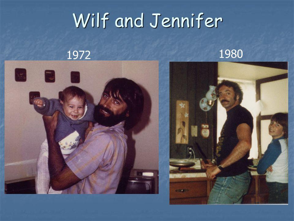 1972 Wilf and Jennifer 1980