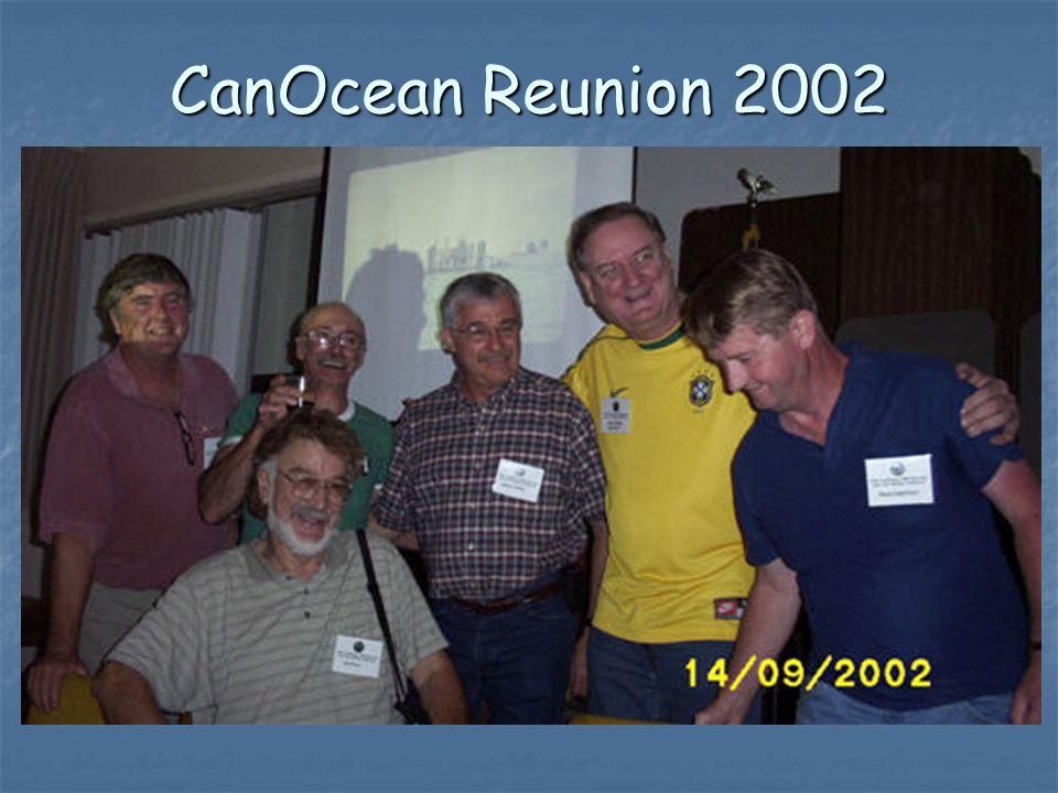 CanOcean Reunion 2002