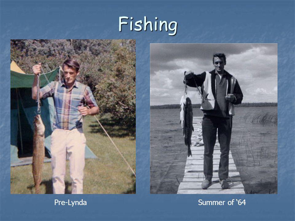 Fishing Summer of '64 Pre-Lynda