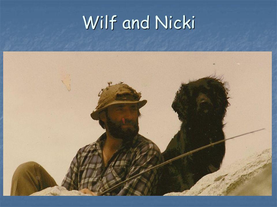 Wilf and Nicki