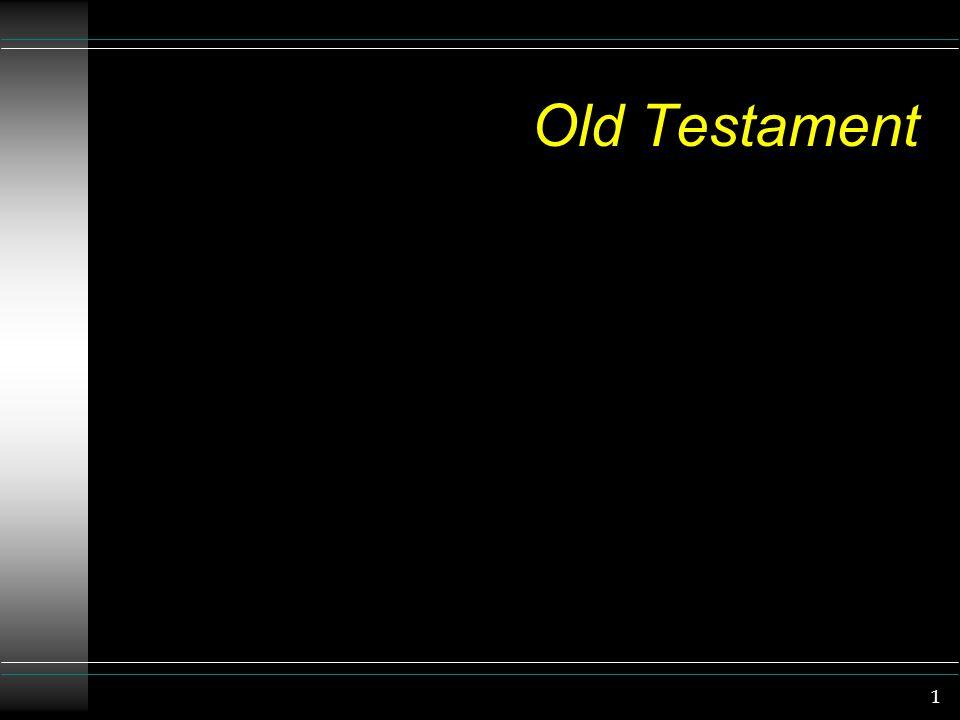 1 Old Testament