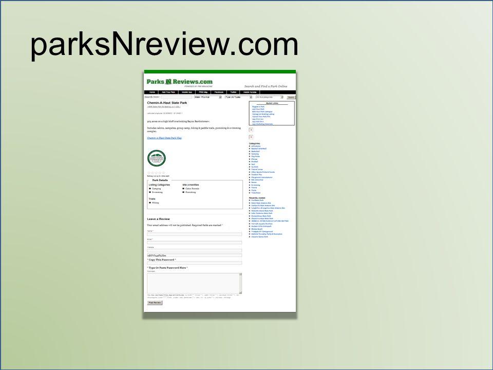 parksNreview.com