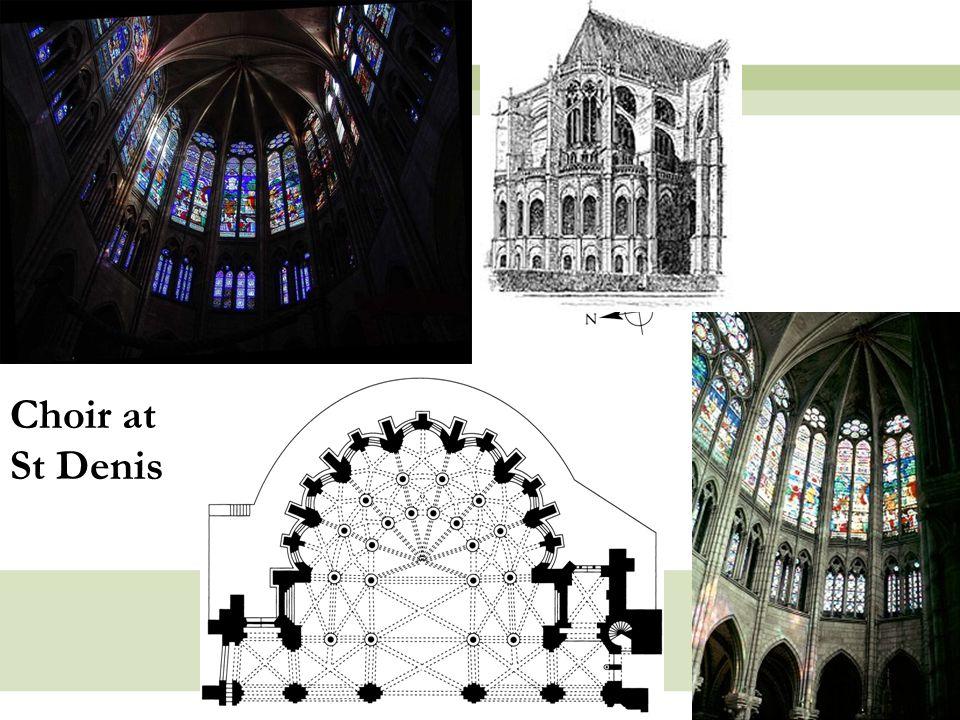 10 Choir at St Denis