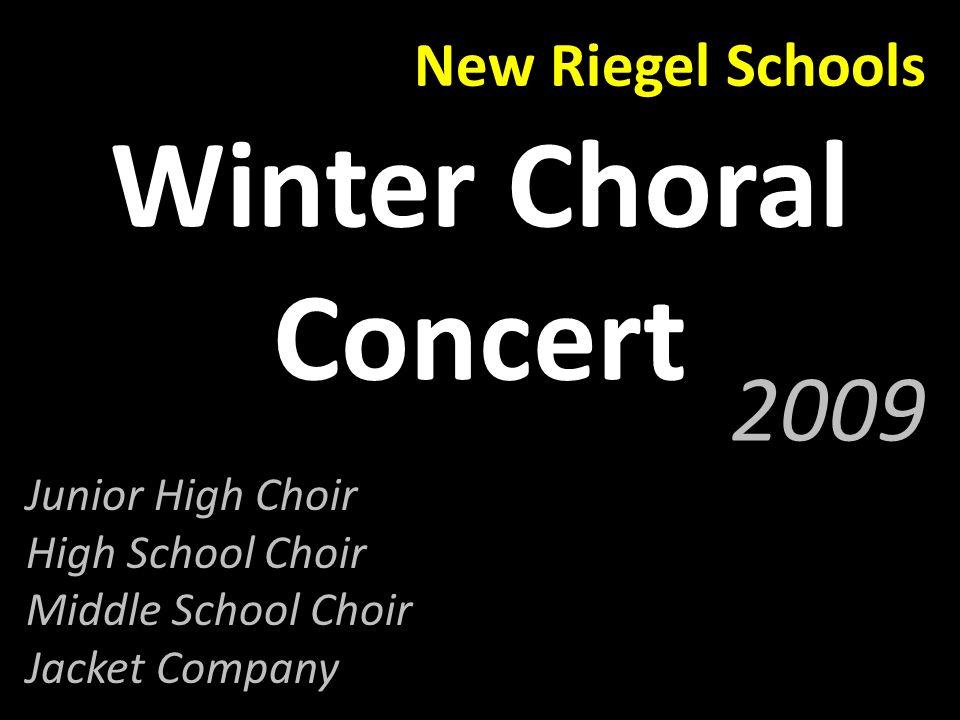 All Choirs & Ensembles O Holy Night Traditional