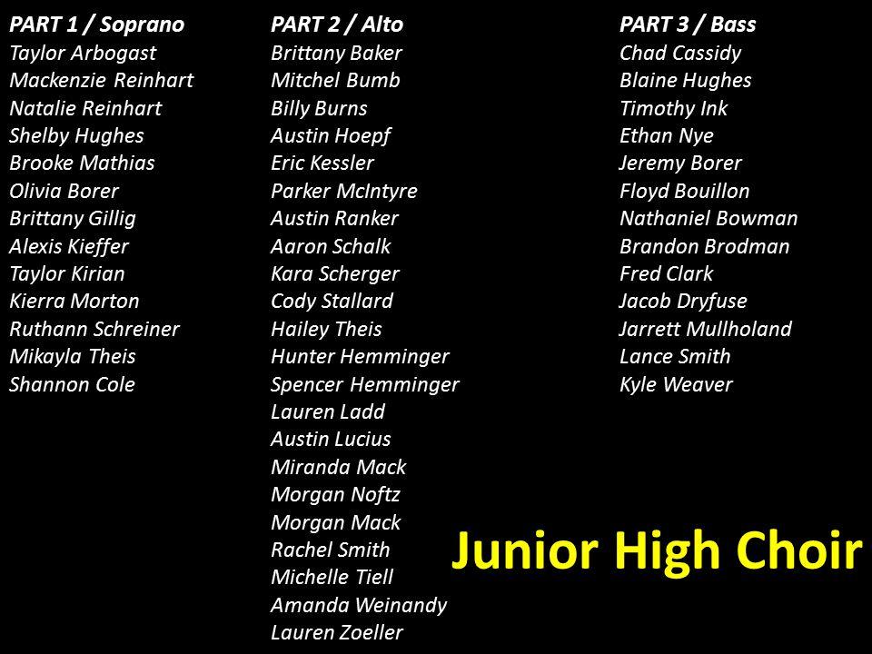 Junior High Choir Sleigh Ride Music - Leroy Anderson Lyrics - Mitchell Parish Arr.