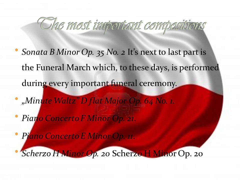 Sonata B Minor Op. 35 No.