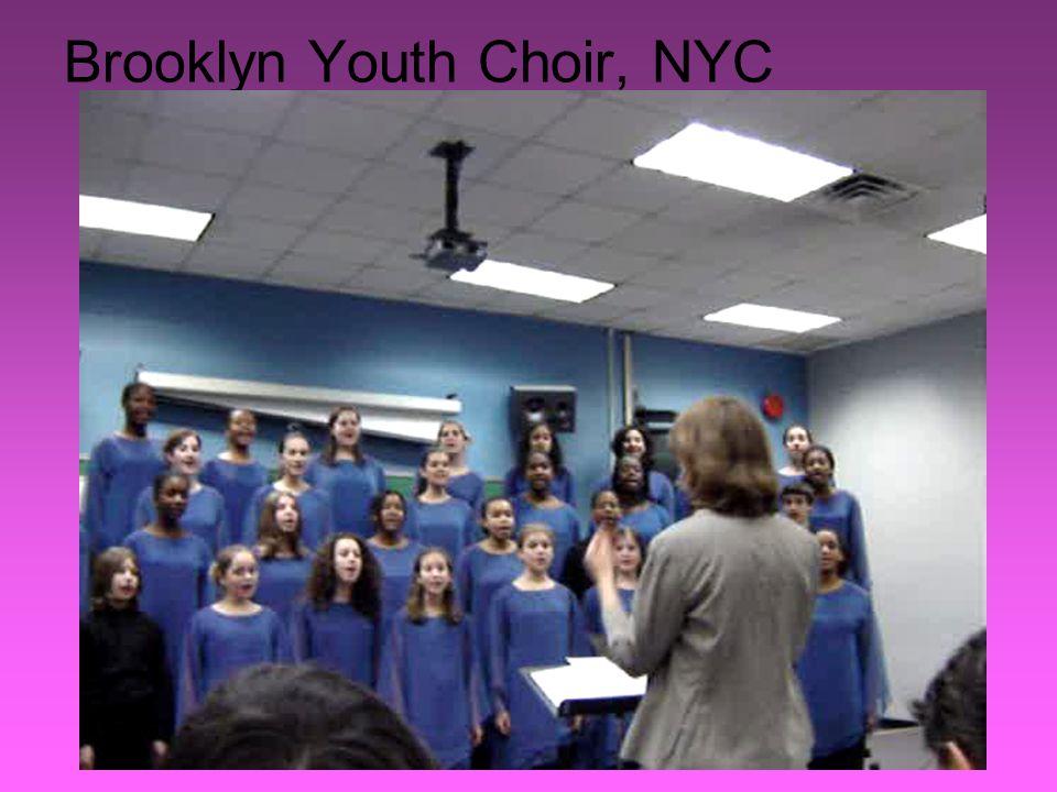 Brooklyn Youth Choir, NYC