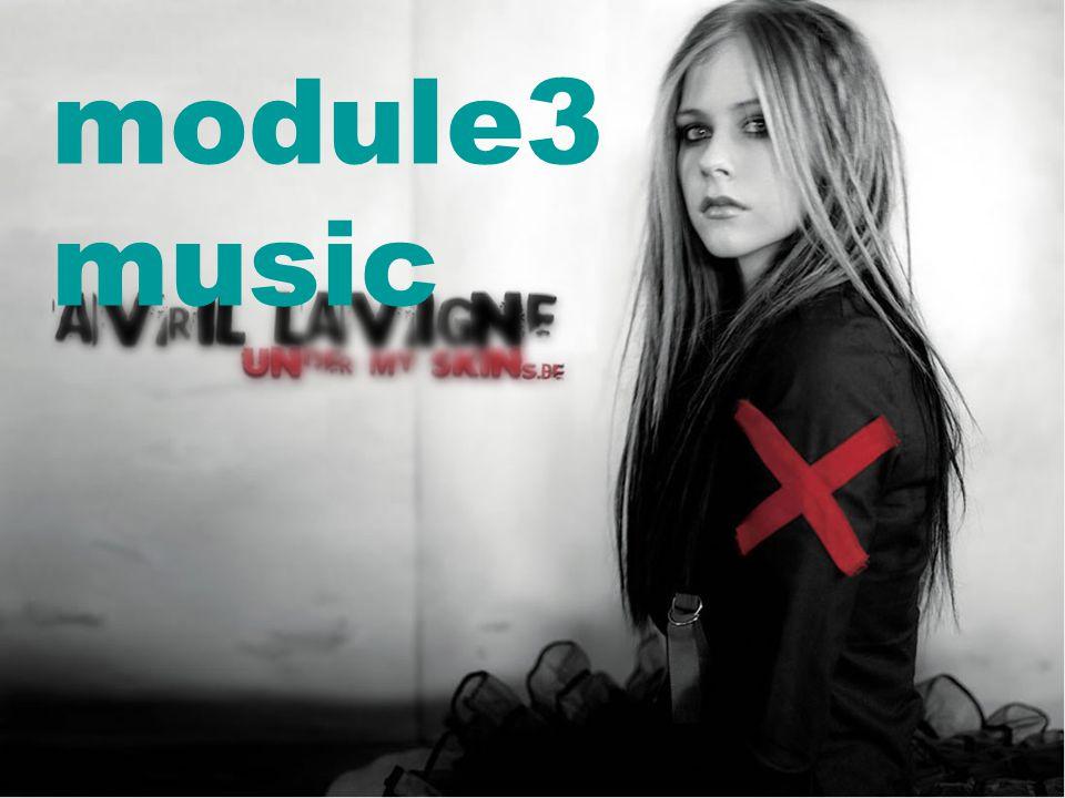 module3 music