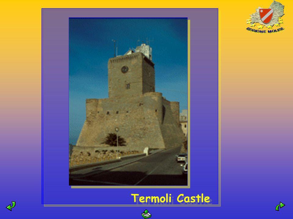 Termoli Castle