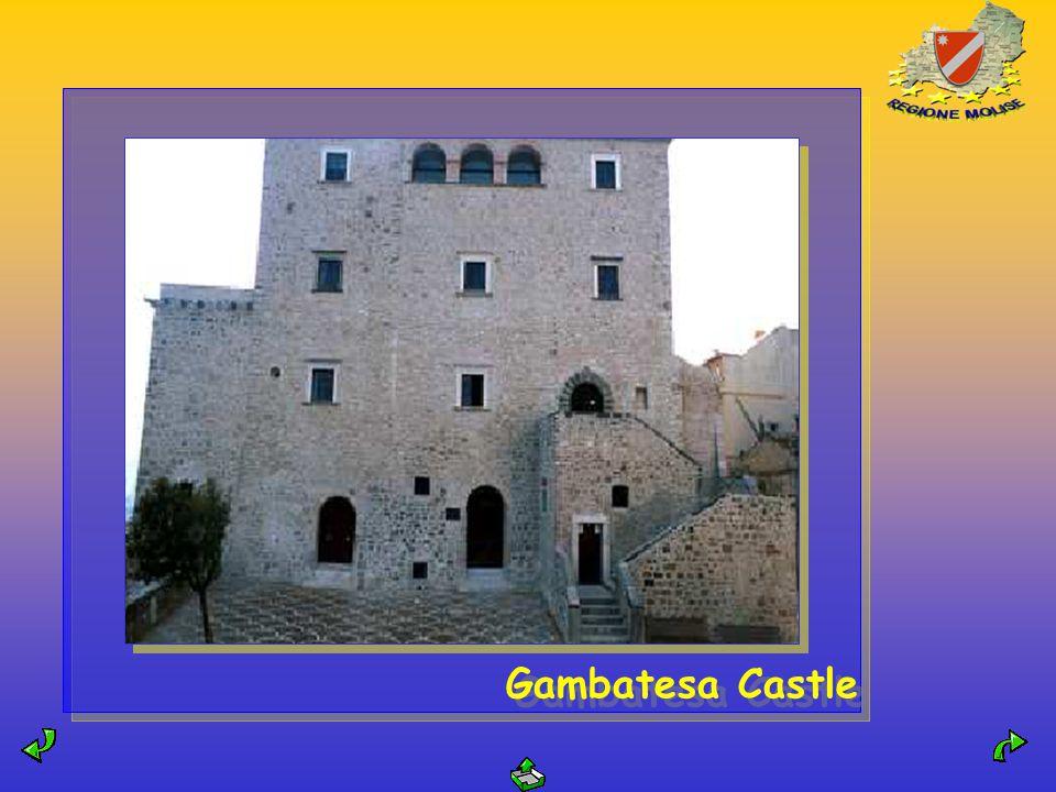 Gambatesa Castle
