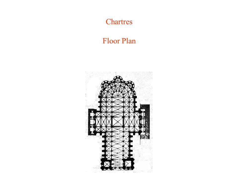 Chartres Floor Plan
