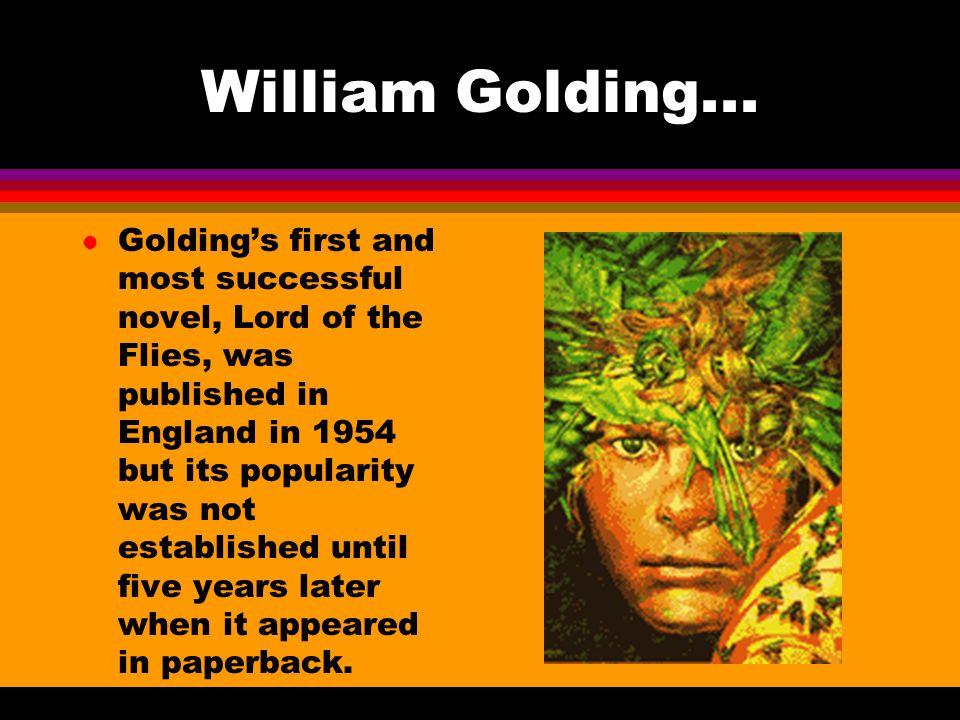 William Golding...
