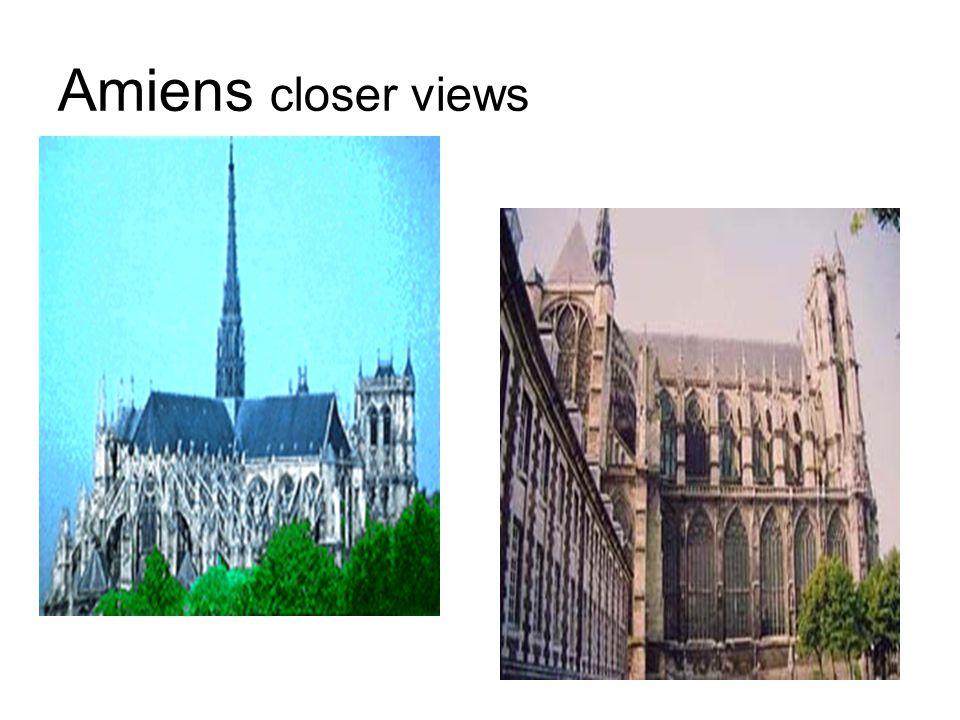 Amiens closer views