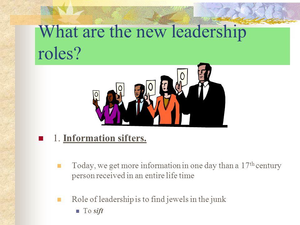5 New OtherSide Leadership Rules 1.Jesus-centered.
