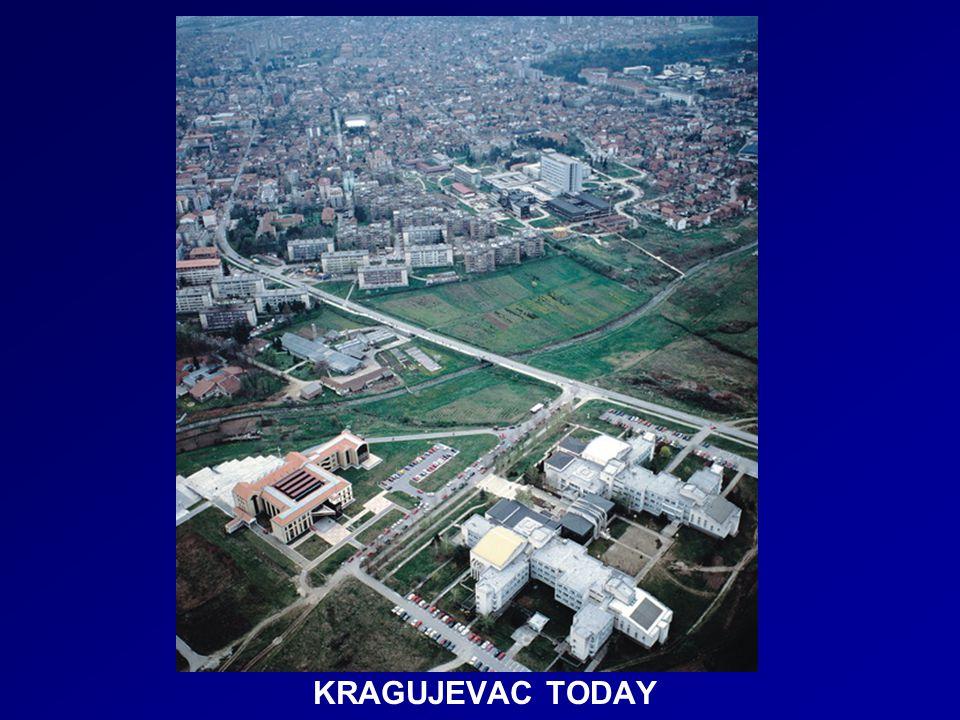 KRAGUJEVAC TODAY